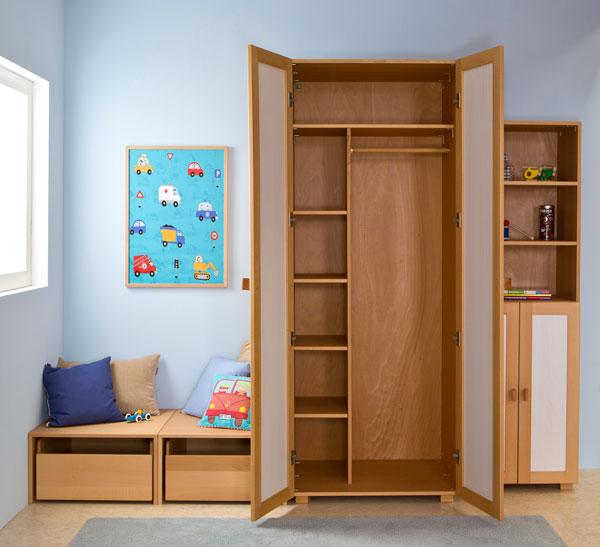 Kinderzimmerschrank