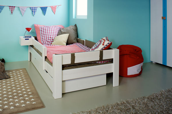 Kinderbett und Jugendliege Max