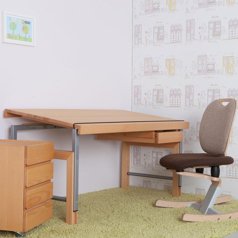 Schreibtisch Ziggy natur