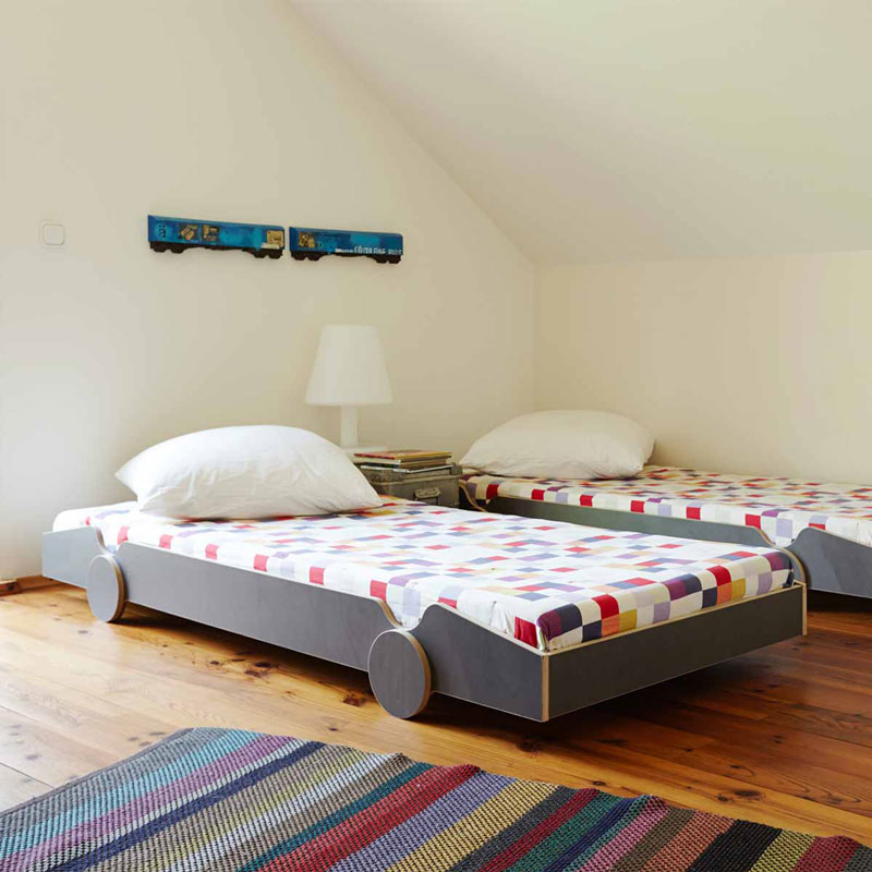 speedoletto Kinderbett mit stapelbar